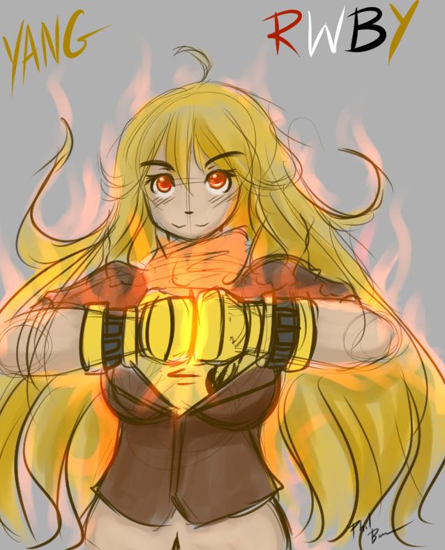 Yang by Sageofotherworlds
