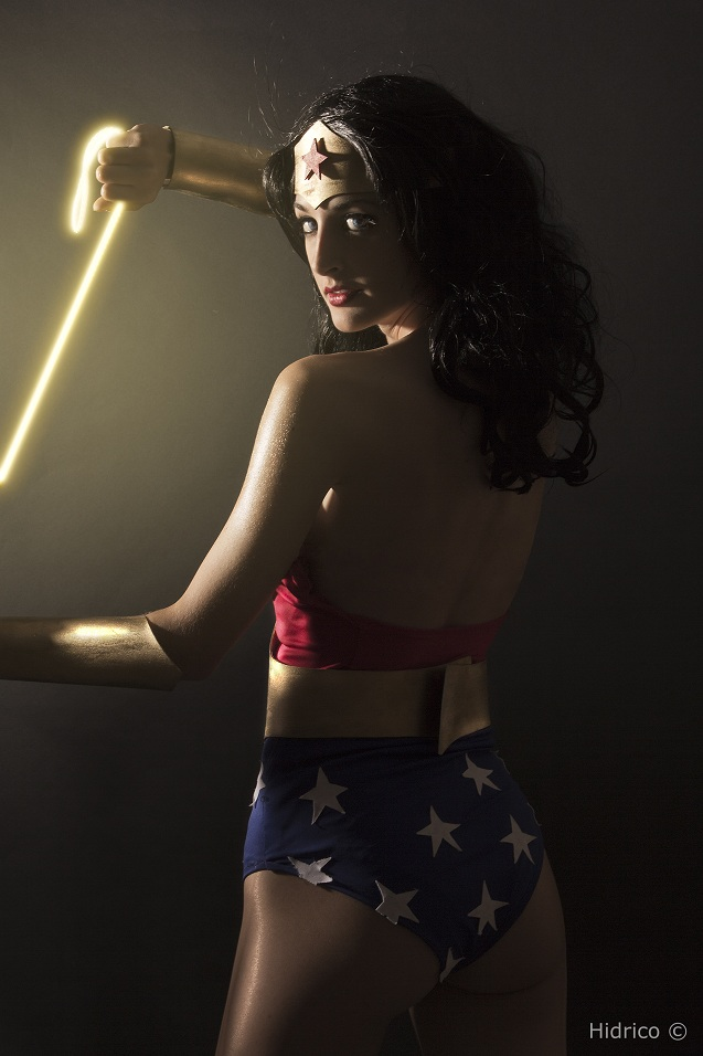 Wonder Woman 3 by ivettepuig