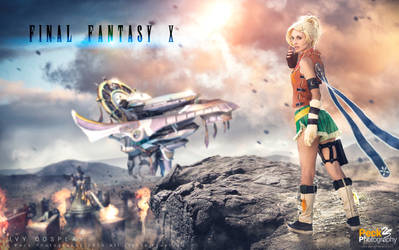Rikku Final Fantasy X