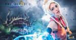 Rikku Final Fantasy X by ivettepuig