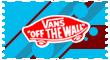 Vans Off The Wall Stamp by yamazakimiyu