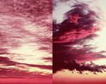 sky is not blue. by julkusiowa