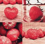 strawberry mix.