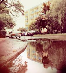 after the rain. by julkusiowa
