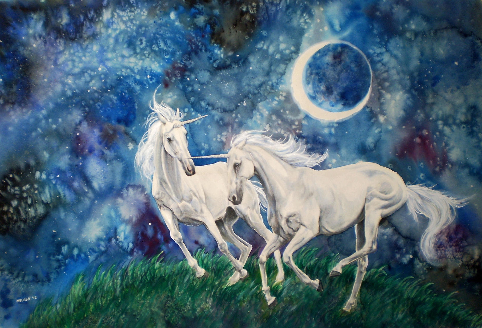 Unicorn Paintings For Sale
