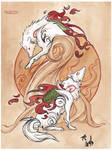 Great Wolf God