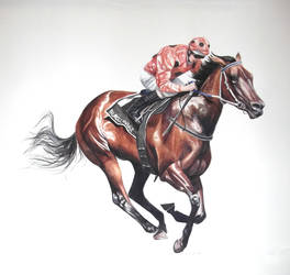 Black Caviar by In-The-Distance
