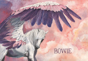 Bowie by In-The-Distance