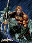 JL2011 Aquaman recolor