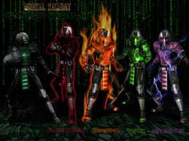 CyberRealm Klassics by PyroDark
