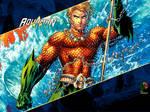 JL Aquaman Wallpaper