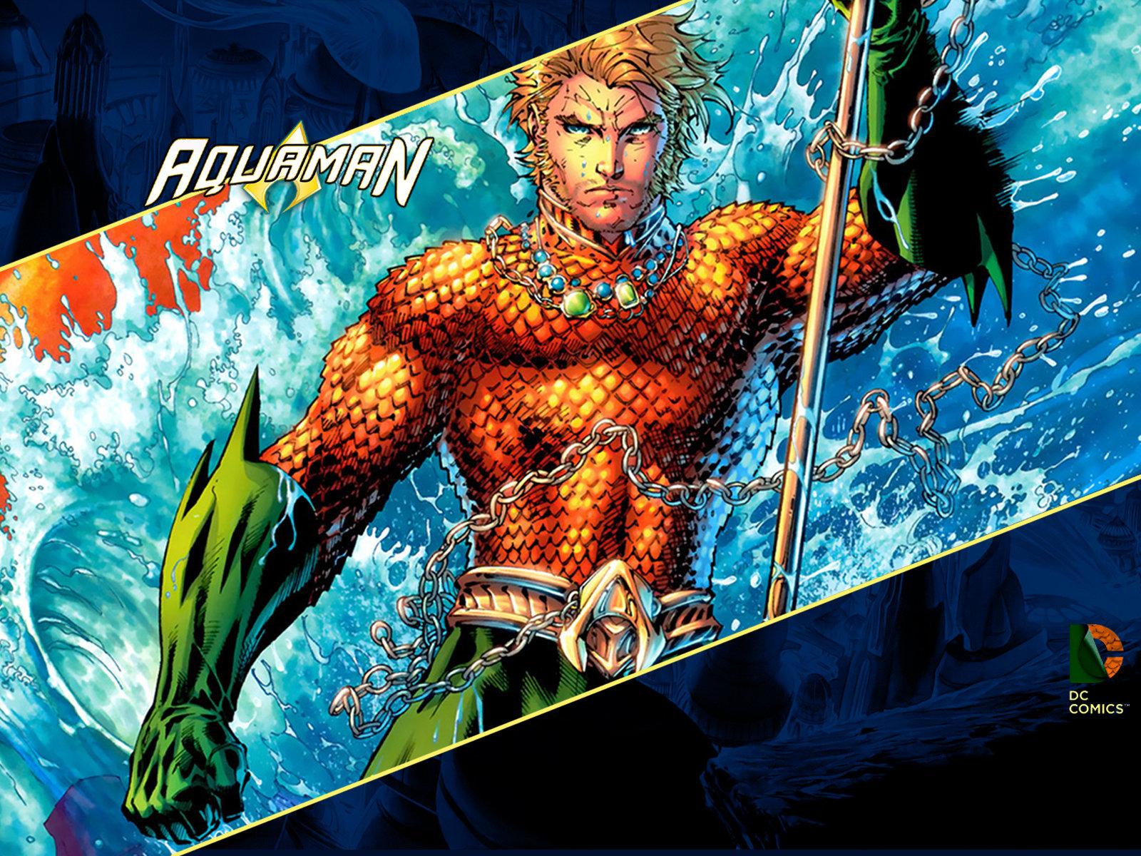 Jl Aquaman Wallpaper By Pyrodark On Deviantart