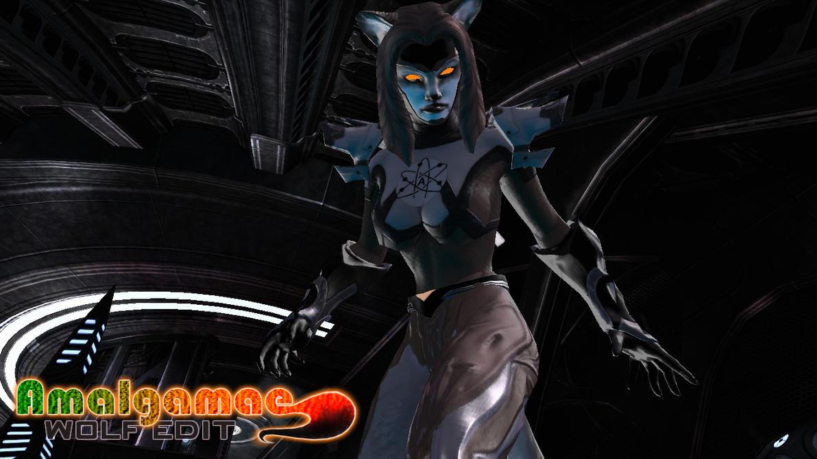 Amalgamae WolfEdit by PyroDark