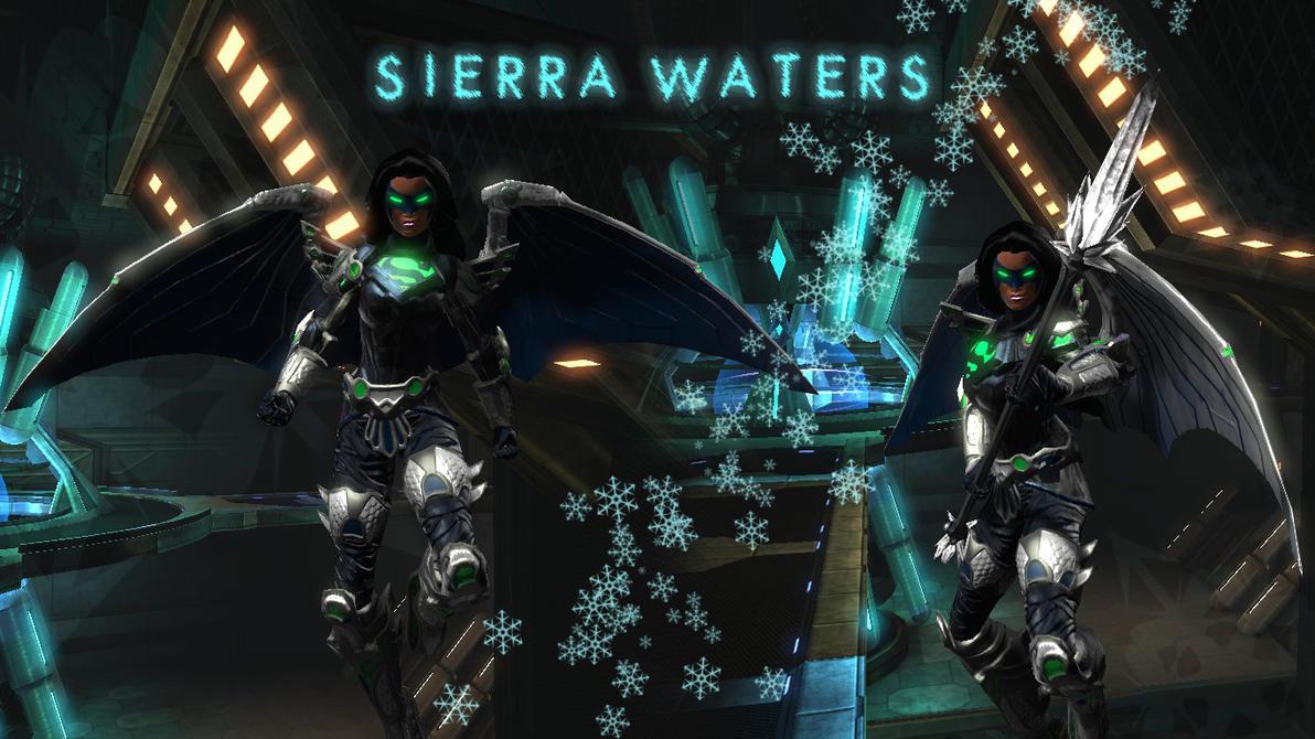 Sierra Waters cr39 by PyroDark