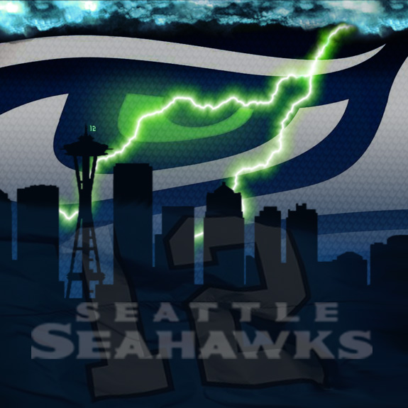 Seahawks Profilepic by PyroDark