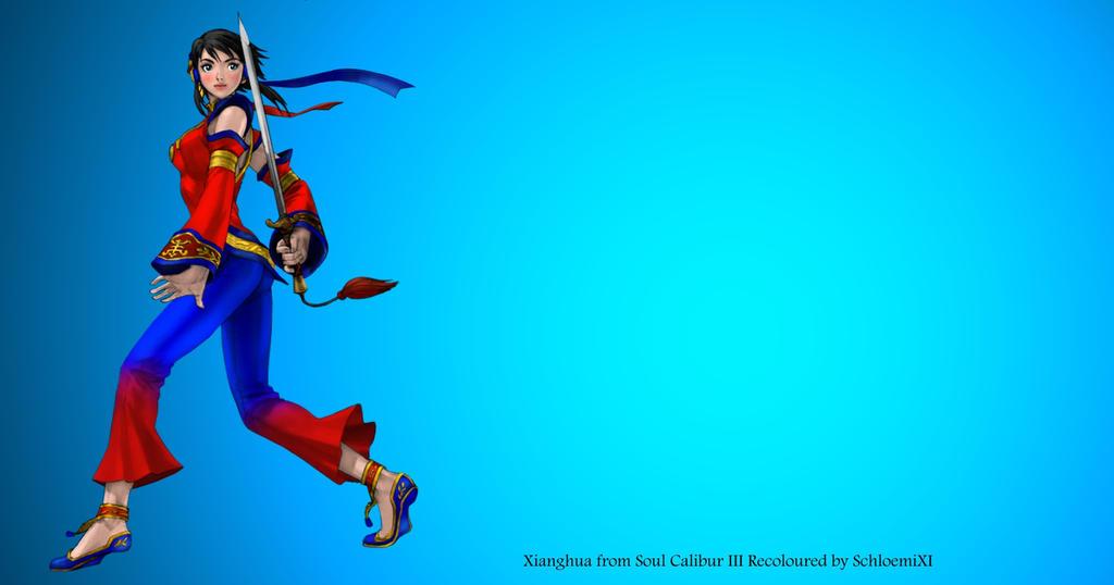 Xianghua Soul Calibur 3 Rec. by SchloemiXI (2) by ...