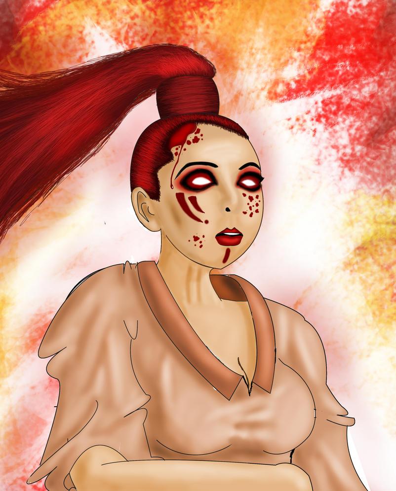 Tevahlem Warrior by Kushina-Uzumaki-II