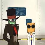 Black Hat and Dr. Flug