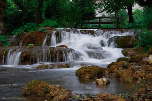 Rastoke Waterfall
