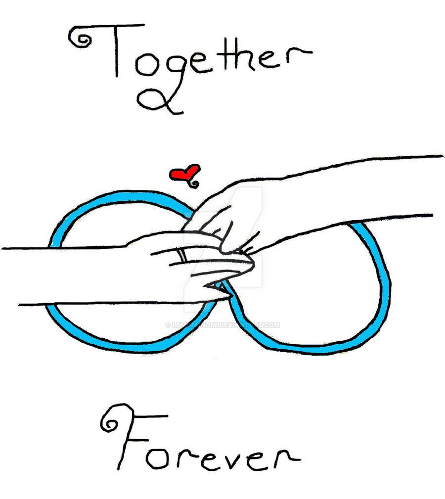 Together forever by luminainomi on deviantart together forever by luminainomi together forever by luminainomi biocorpaavc