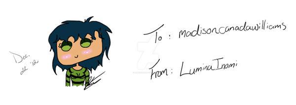 Lumi the Firefly - Gift