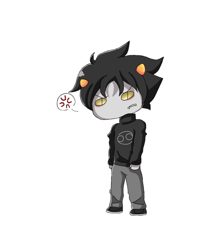 Karkat by do-he-got-the-booty
