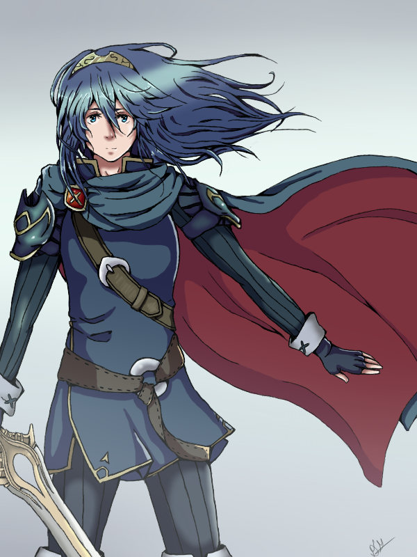 Lucina by do-he-got-the-booty