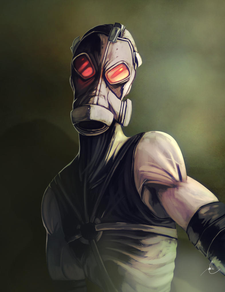 Psycho Mantis by bustercloud