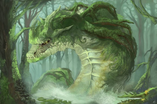 Swamp Dragon