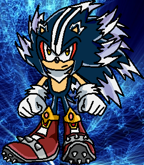 Super Sonic X UNIVERSE Sonic Fase 4 by MyPicts on DeviantArt