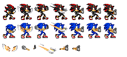 Final Flash sprite (Sonic Style) by MyPicts