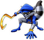 Playstation All Stars Round 2 Sly Cooper