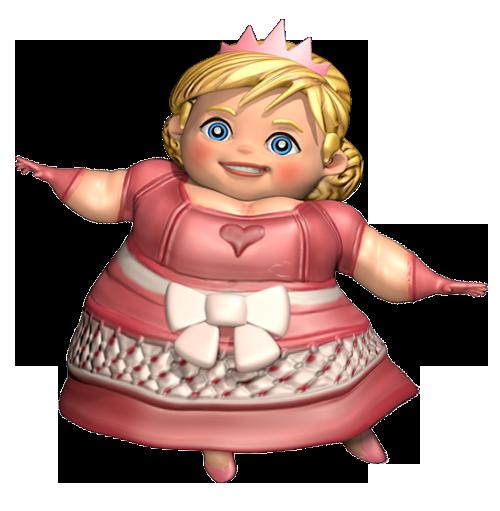 Playstation All Stars Round 2 Fat Princess