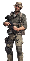 Playstation All Stars Round 2 Captain Price