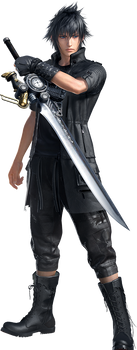 Playstation All Stars Round 2 Noctis
