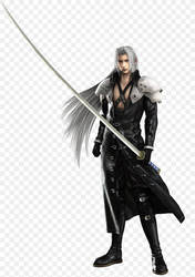 Playstation All Stars Round 2 Sephiroth