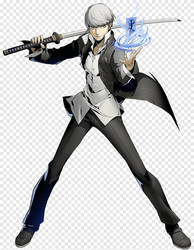Playstation All Stars Round 2 Yu Narukami