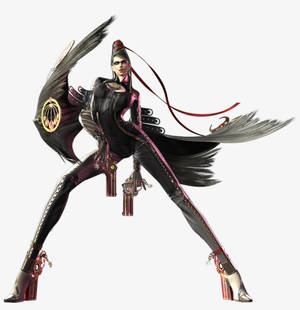 Playstation All Stars Round 2 Bayonetta