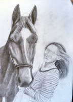 2012-10-10 girl and horse 2