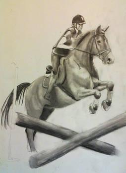 2012-11-20 Jump horse graphite a4
