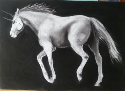 WIP Unicorn