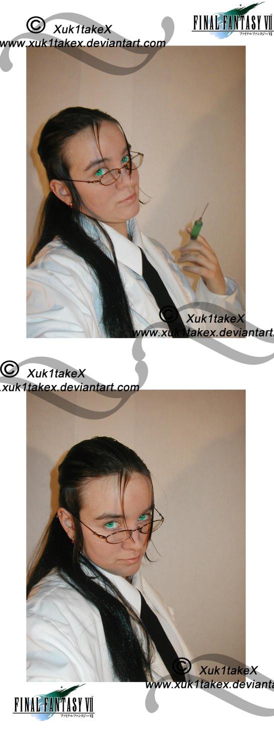 Hojo Photoshoot by Xuk1takex