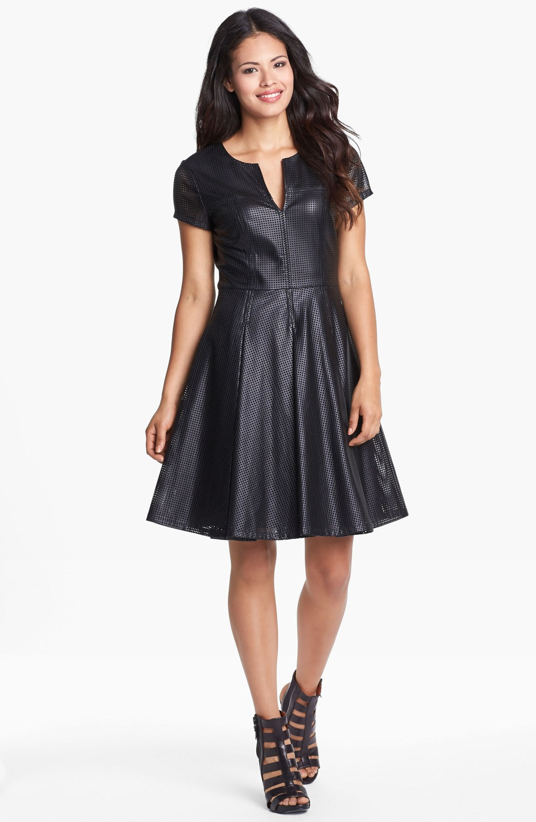 Leather Dresses For Women - RP Dress