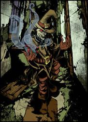 The Scarecrow by Dragonsmith-Studio