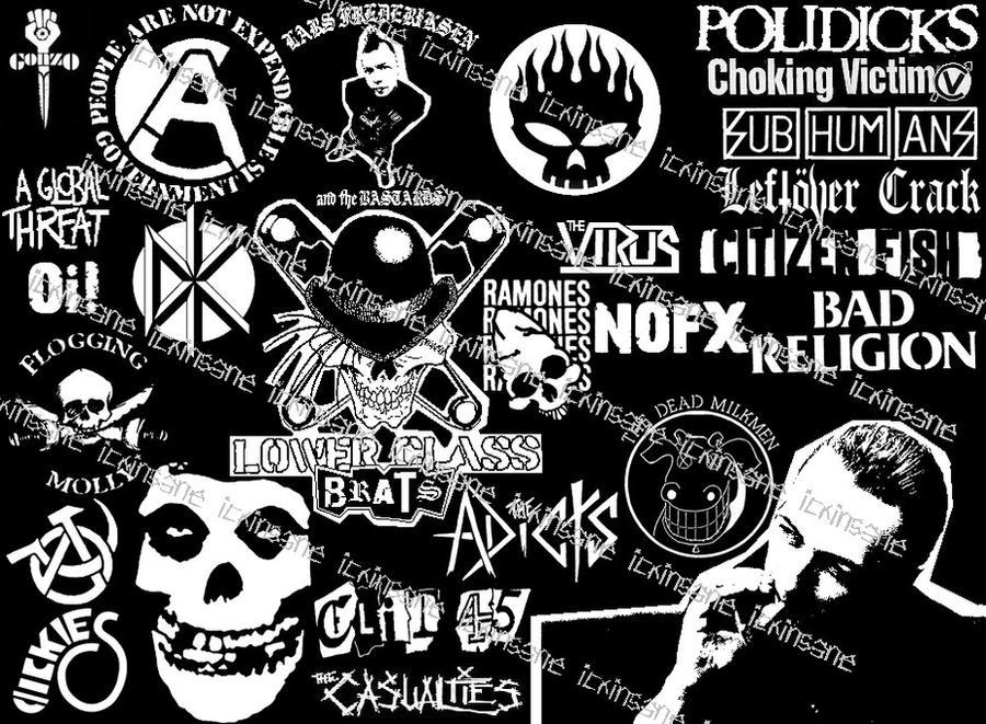 Punk Wallpaper 3 by ickinsane on DeviantArt