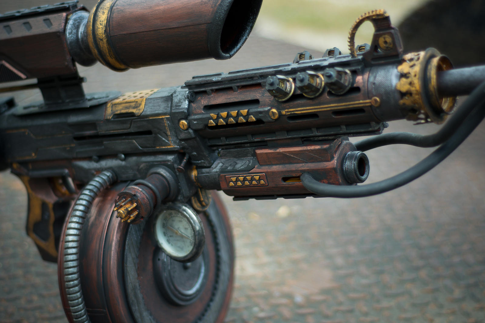 the machine sniper rifle