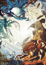 Alpha MUOOOGH, Omega RHGAAAHR by LONelloid