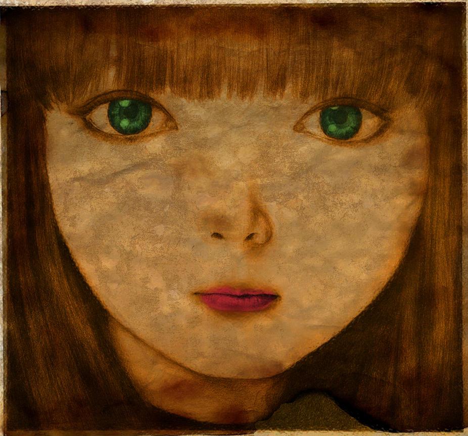 doll girl by kreepychris