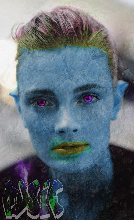 Blue by kreepychris