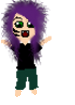 Dahvie Stick Figure-thing by IJUSTWANNAREADJAHVIE